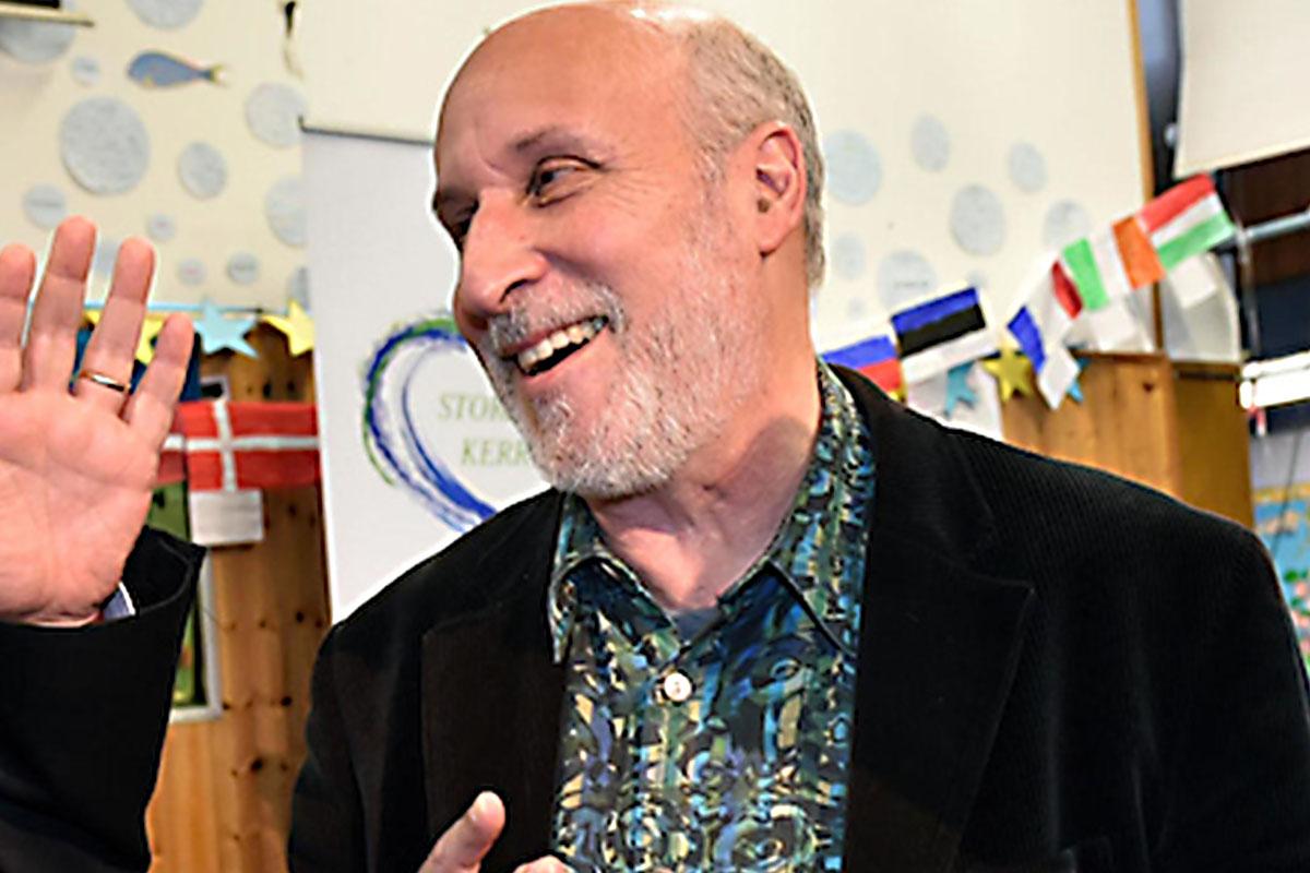 Prof. Joseph Sobol, Professor of Storytelling, University of South Wales