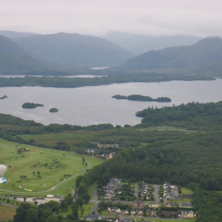 The lakes, mountains and majesty of Kerry