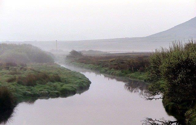 Aghnagar River