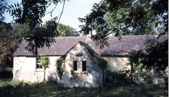 Callinafercy National School (established 1888, photo 2005)