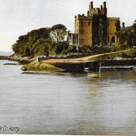 Derryquin Castle