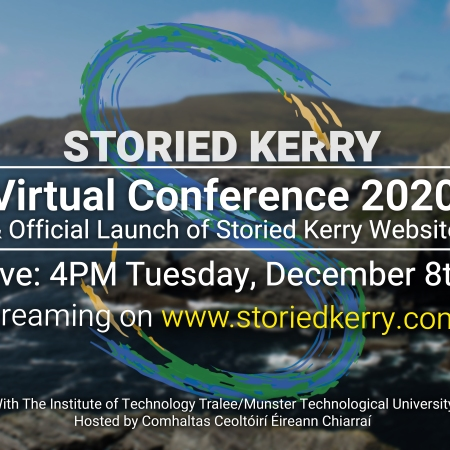Storied Kerry Conference 2020 Poster